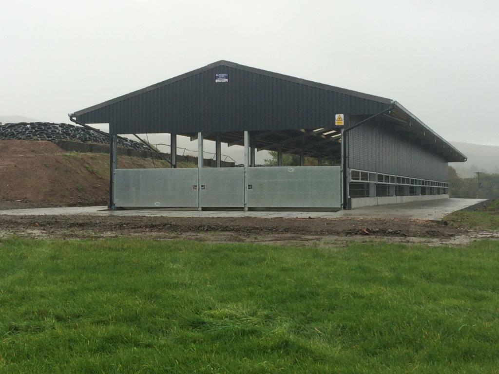Beef Cattle Buildings